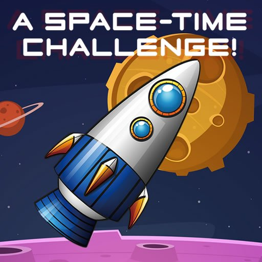 A Space-time Challenge!