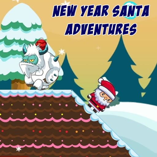 New Year Santa Adventures